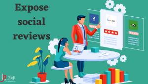 Expose social reviews