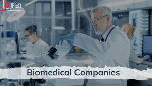 Biomedical companies