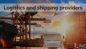 Logistics and shipping providers