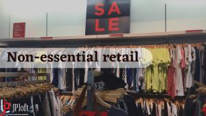 Non-essential retail