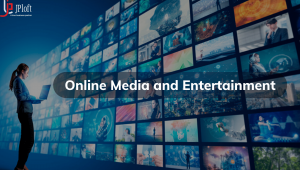 Online media and entertainment