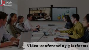 Video-conferencing platforms